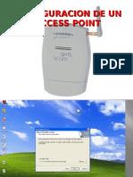 Configuracion de Un Access Point