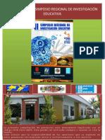 MEMORIAS DEL II SIMPOSIO REGIONAL DE INVESTIGACIÓN EDUCATIVA1