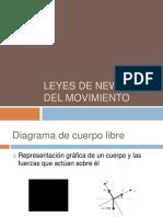 Leyes de Newton Del Movimiento