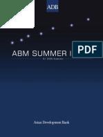 Asia Bond Monitor - Summer 2009