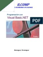 Programación con VisualBasic.NET Parte I con Índice