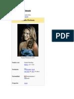 Natalie Portman - Wikipedia, La Enciclopedia Libre