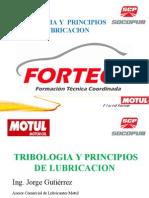 Curso Detribologia y Princ Lubricacion - Proy Forteco