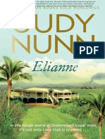 November Free Chapter - Elianne by Judy Nunn