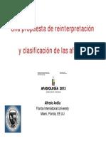 Chile AfasiaReinterpretaion