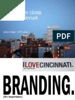 The Creative Class Takes Cincinnati