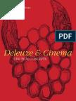 Deleuze and Cinema the Film Concepts