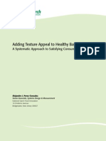 Healthy Baked Goods White Paper
