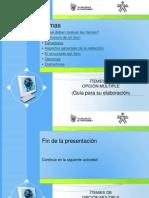 Diseno_instrumentos-Unidad 2-01 Itemes de Opcion Multiple