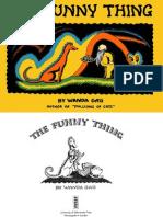 [Wanda Gag] the Funny Thing