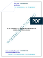14.DEVELOPMENT OF AN POWER TRANSMISSION LINE ONLINE MONITORING SYSTEM.doc