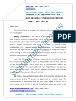 30. Design and implementation of control mechanism for standby power reduction in home    appliances.DOC