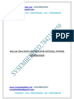 50.SOLAR TRACKING SYSTEM FOR OPTIMAL POWER GENERATION.doc