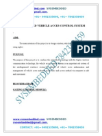 63. ZIGBEE BASED VEHICLE ACCESS CONTROL SYSTEM.DOC