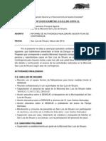 Informe Avance de Actividades Metaxenicas - Copia