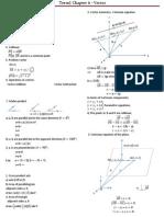Term 1 Maths T Chp 6 Vector