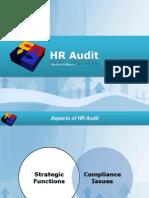 HR Audit Presentation PPT