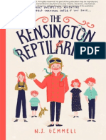 November Free Chapter - The Kensington Reptilarium by N.J. Gemmell