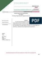 Optical Studies on Zno Nanocolloids
