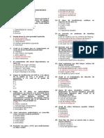 Examen de Residentado 2010