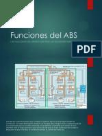 Funciones Del ABS 25