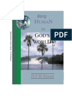 Being Human in Gods World