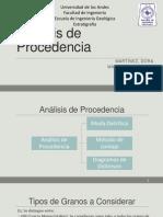 Análisis de Procedencia2