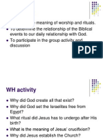 Lesson 1 Worship