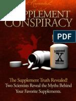 Supplement Conspiracy