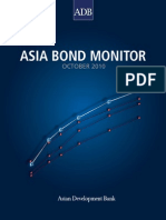 Asia Bond Monitor - October 2010