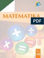 KURIKULUM 2013 KELAS 7 Matematika Buku Siswa