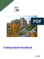 Optics Major / Minor Handbook