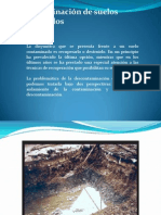descontaminacion termica