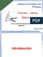 Curso Java Básico S1