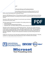 Universal DeVlieg Catalog
