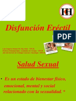 Disfuncion Erectil-2009