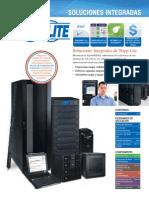 Tripp Lite UPS Solutions Brochure 953208 ES