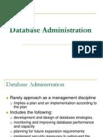 DB Administration.ppt