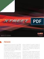 Manual UM XTREET 2