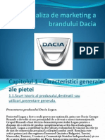 Analiza de marketing a brandului Dacia pp.pptx