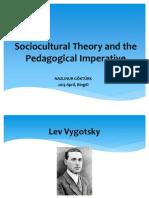 Lev Vygotsky's Social Development Theory PPT