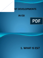 CURRENT DEVELOPMENTS IN ESIC - 20 07 2013.ppt