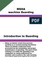 MSHA Machine Guarding.ppt
