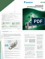 Water Chiller Daikin - Single Screw Compressor - UWAP BY1 catalogue 2009.pdf