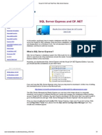 101.SQL Server Express and C# .NET.pdf