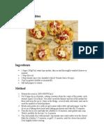 Potato Pizette Bites.doc