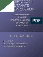 STREPTOCOCII CUTANATE lp.ppt