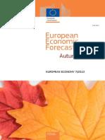 EU economy - Autumn forecast 2013