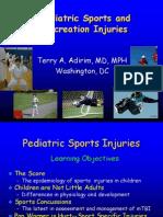 PediatricSportsInjuries.ppt