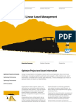 Solution in Detail  Cargo Transportation and Logistics  Rolling Stock and Linear Asset Management